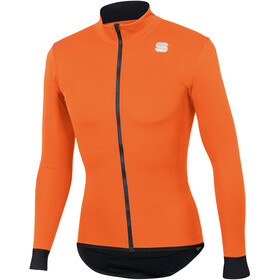 Sportful Fiandre Light NoRain Veste Homme, orange sdr